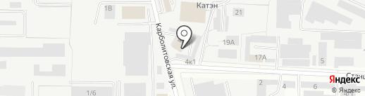 Maxauto на карте Кемерово
