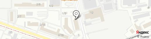 Сияние на карте Кемерово
