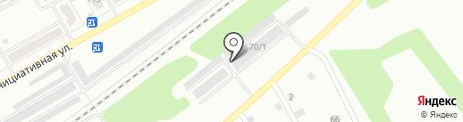 AutoService42 на карте Кемерово