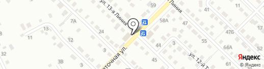 Магазин садовых и хозяйственных товаров на карте Кемерово