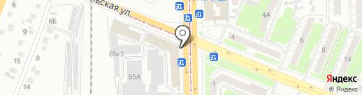 Jumper на карте Кемерово