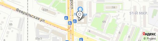 Твоя ФотоМастерская на карте Кемерово