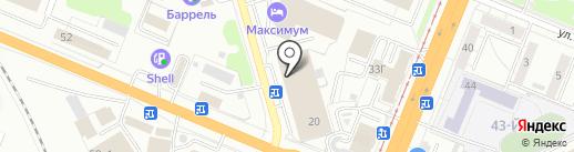 ВоккаЛокка на карте Кемерово
