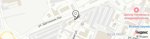 Абсолют Спецтехника на карте Кемерово