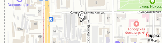 РЕКЛАМЩИК на карте Кемерово
