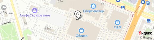 Black Mist на карте Кемерово