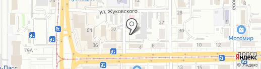 Спецмонтажсервис на карте Кемерово