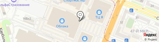 Айразбил Смартфон на карте Кемерово