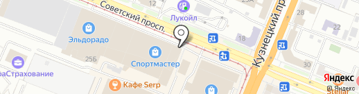 Faberlic на карте Кемерово