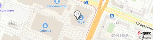 Jeanshow на карте Кемерово