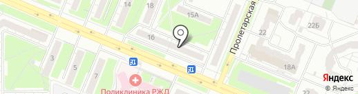 Autotoot.ru на карте Кемерово