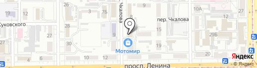 Coral Travel на карте Кемерово