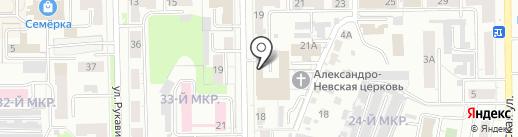 АвтоБаня на карте Кемерово