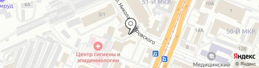Аватар на карте Кемерово