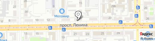 Самодел на карте Кемерово
