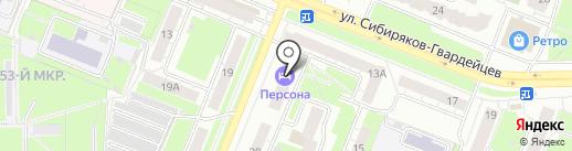 Азбука красоты на карте Кемерово