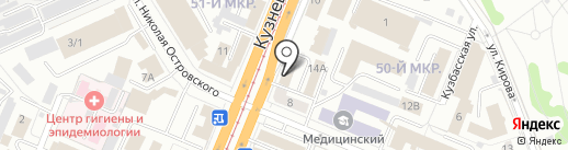 Аварийная служба вскрытия замков на карте Кемерово