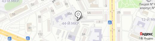 АЛХИМИК на карте Кемерово