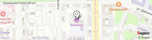 Сайт Прямых Продаж на карте Кемерово