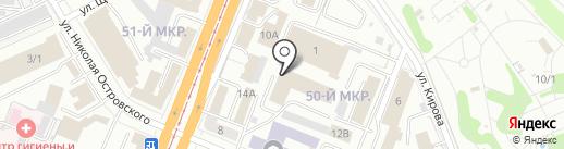 Novella Sport на карте Кемерово