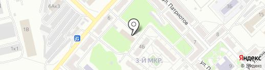 РАНЧО на карте Кемерово