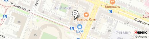 BrandpoinT на карте Кемерово