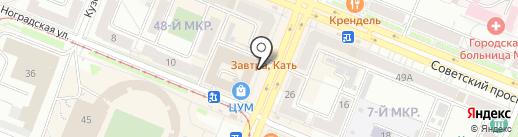Nelly Zagorskaya на карте Кемерово