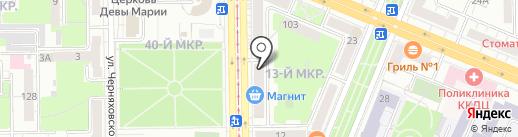 Аптечный мир на карте Кемерово