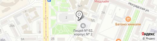 БлескАвто на карте Кемерово