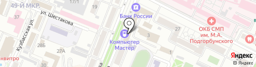 Aisurusushi на карте Кемерово
