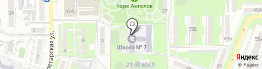 Радиотехник на карте Кемерово