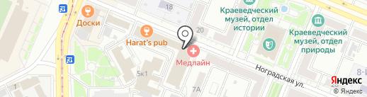 МиниУПАК на карте Кемерово