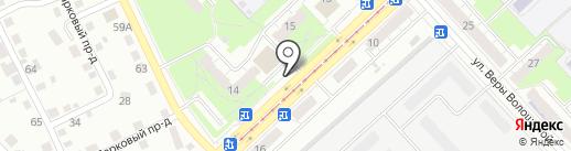 Банкомат, Банк ВТБ 24, ПАО на карте Кемерово