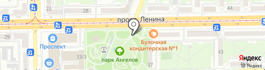 Nail House на карте Кемерово