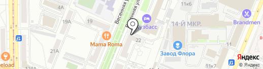 Ben gunn на карте Кемерово