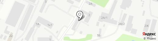 Россваи на карте Кемерово