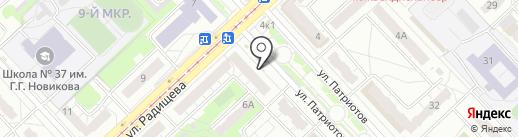 Сладкий мир на карте Кемерово