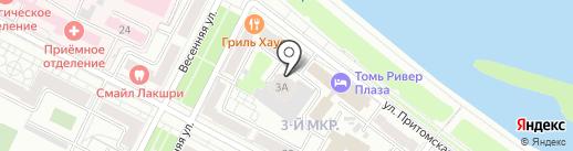 TOOL POINT на карте Кемерово