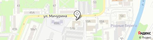 Penot на карте Кемерово
