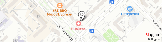 Детективное бюро на карте Кемерово
