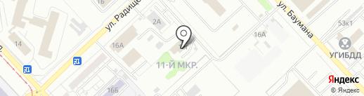 ПробегАвто на карте Кемерово
