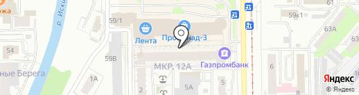 АртКофейник на карте Кемерово
