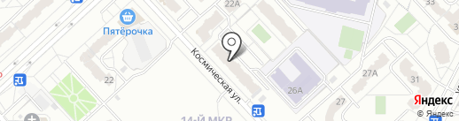 Brend-i на карте Кемерово