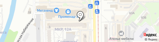Wake up на карте Кемерово