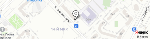 Правовой Акцент на карте Кемерово