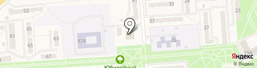 Бенедикт на карте Бачатского