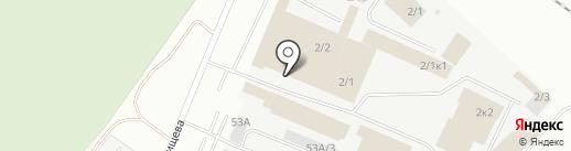 Стрейч Кем на карте Кемерово
