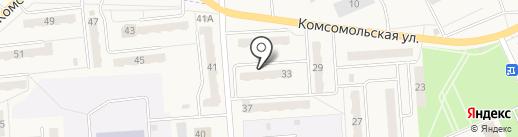 Гермес на карте Бачатского