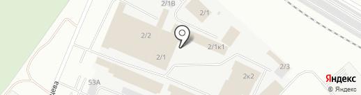 Имплант-Авто на карте Кемерово
