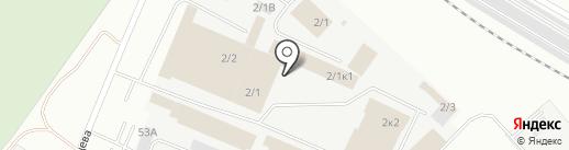 ВЕРГИЯ на карте Кемерово